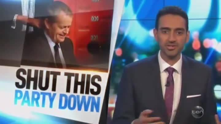 "Waleed Aly: ""It's time we shut this party down"""