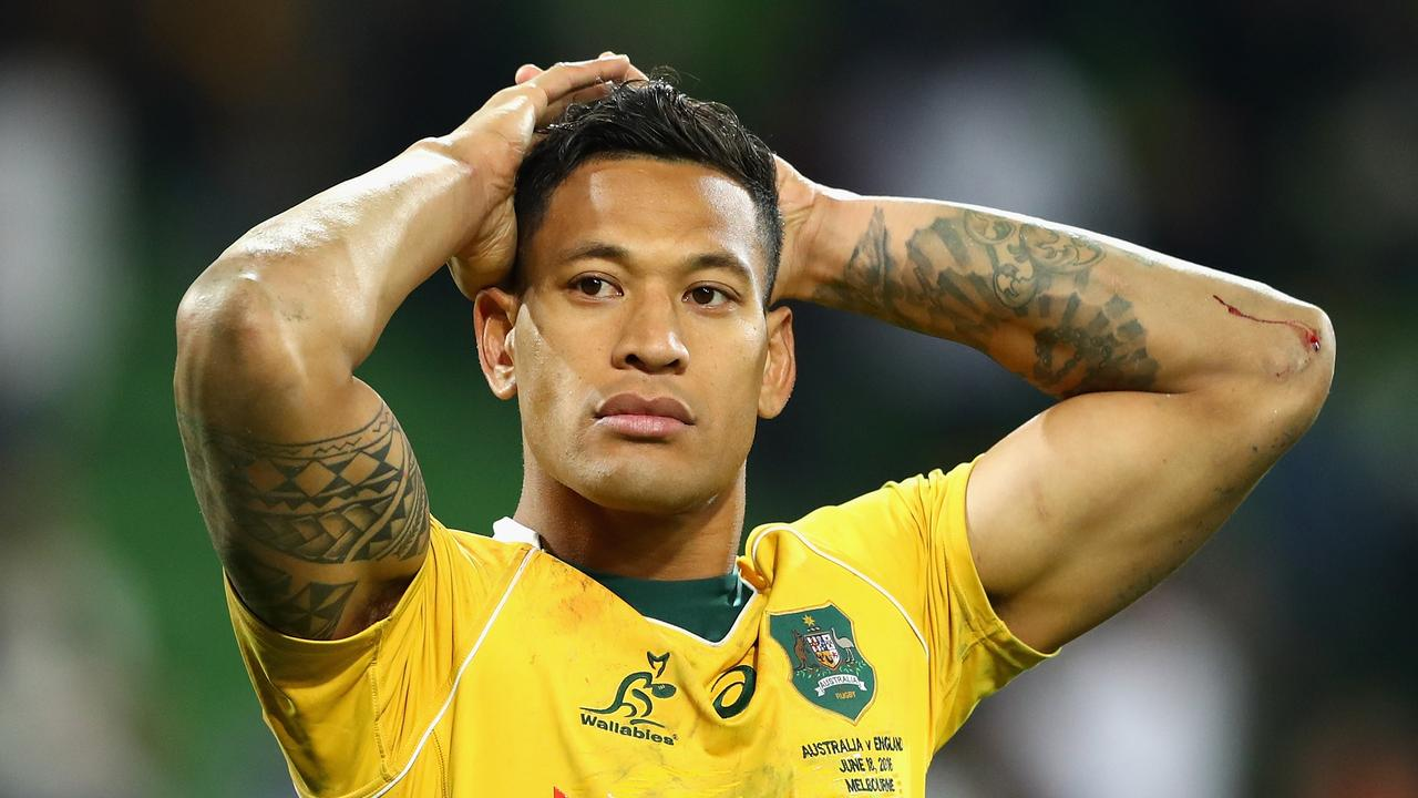 'Hopeless club': Buzz exposes Dragons over leaking Folau story to deflect from McInnes exit – Fox Sports