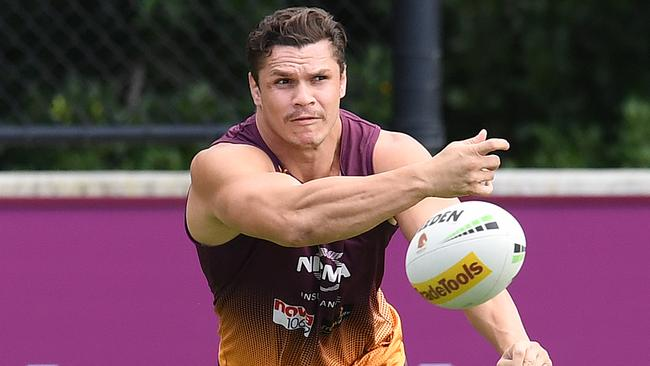 Brisbane Broncos player James Roberts has been linked to South Sydney.