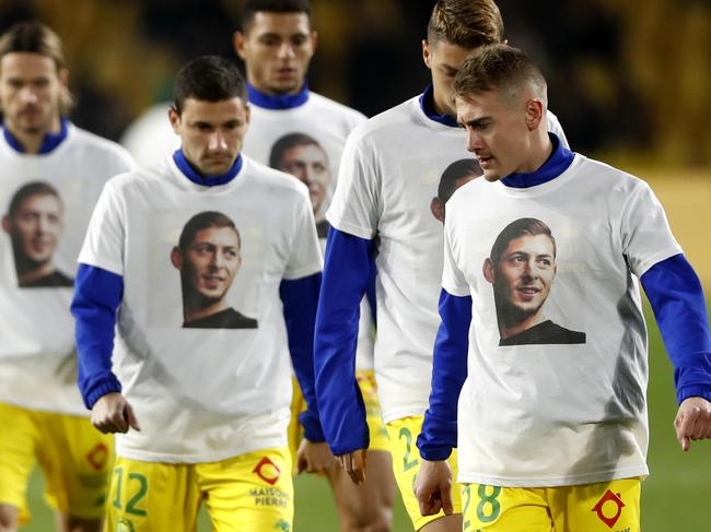There's been an outpouring of support for Sala.