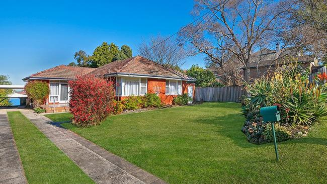 A typical Sydney house within 20km of the CBD will cost more than $1 million.