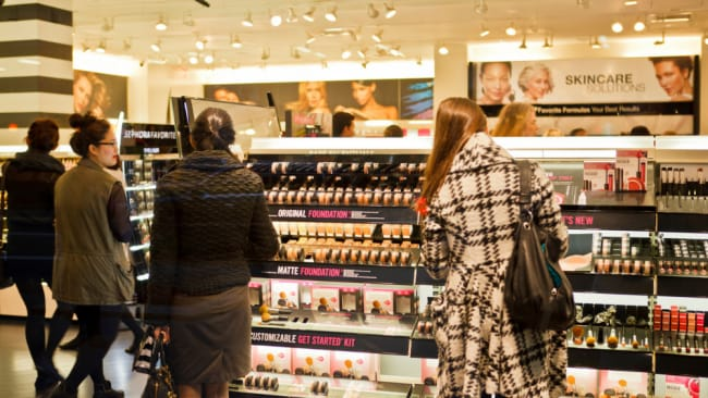 Online customers have been affected, but the retailers says stores are ok. Image: iStock