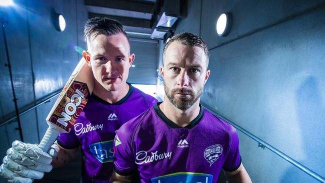 D'Arcy Short and Matthew Wade — the new Bash Brothers