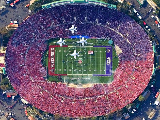 The Biggest Sport Stadiums In The World Ranked By Current - 12 american college sports venues to see before you die