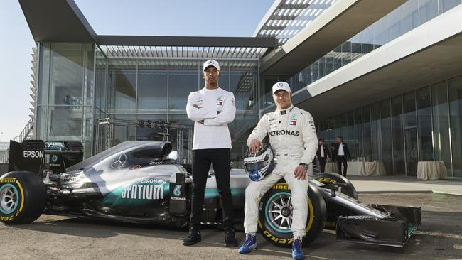 F1 Practice Valtteri Bottas Posts Early Warning To Lewis Hamilton