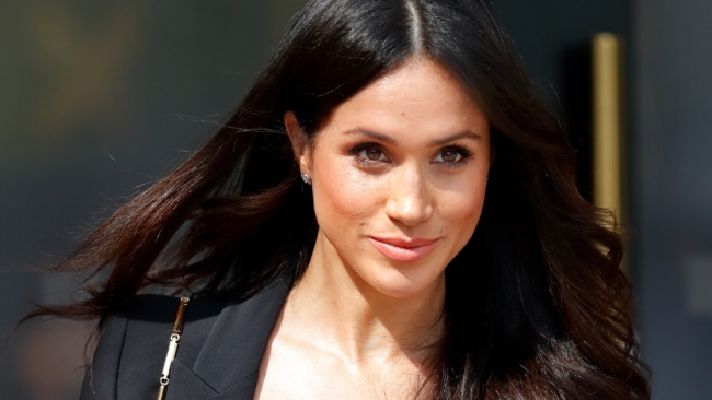 Meghan has been copping a whole lot of negative press lately. Image: Getty.