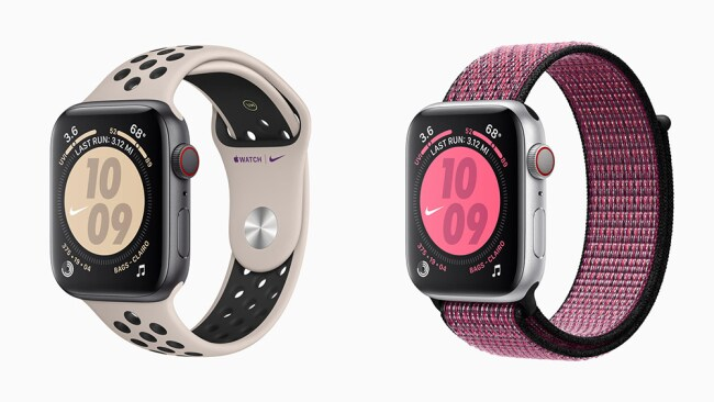 Apple Watch Series 5 Nike (starting from $649 at Apple)
