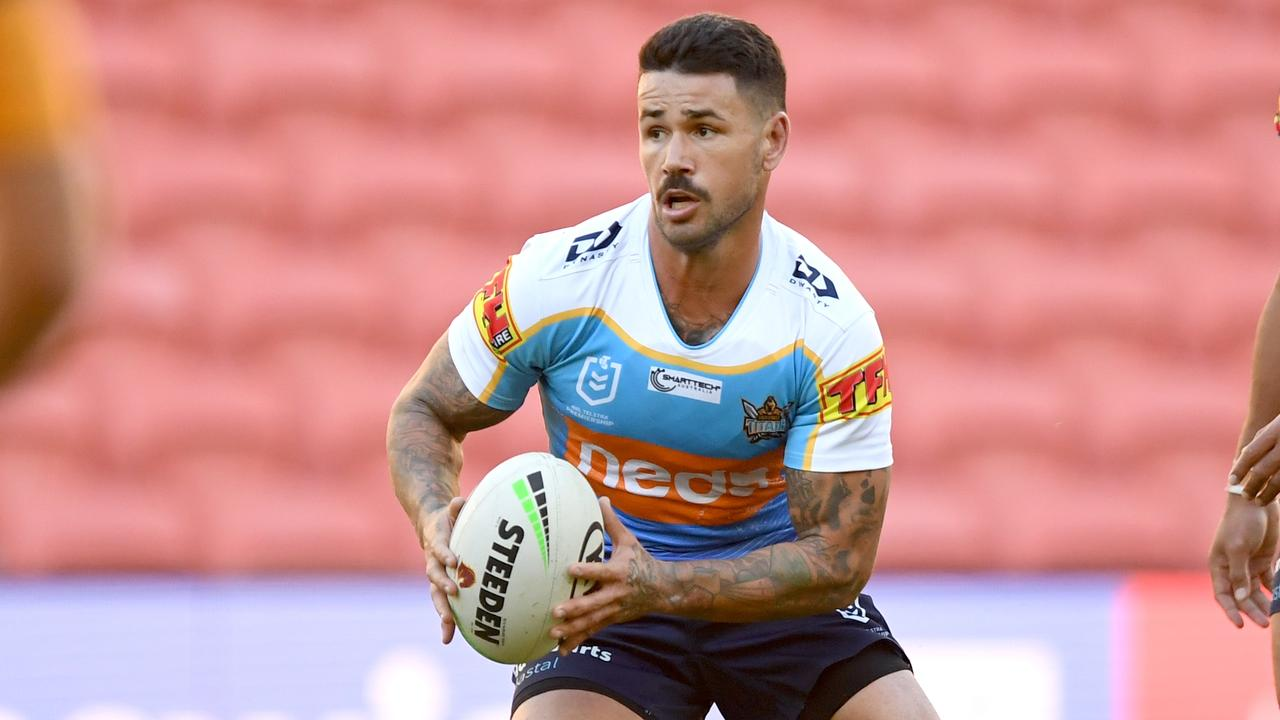 Nathan Peats is looking for a new club. Digital image by Scott Davis � NATHAN PEATS NRL Photos