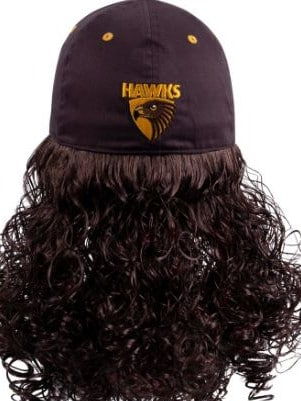 The cap from the back. Picture: Hawthorn FC