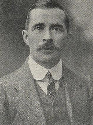 George Albury Hunt.