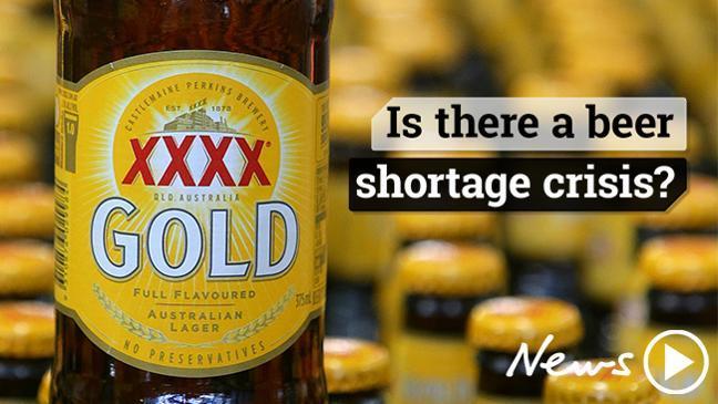 XXXX strike sparks concerns of beer shortage