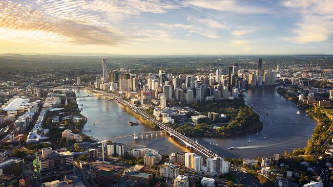 Brisbane's real estate market is putting other Australian cities to shame.