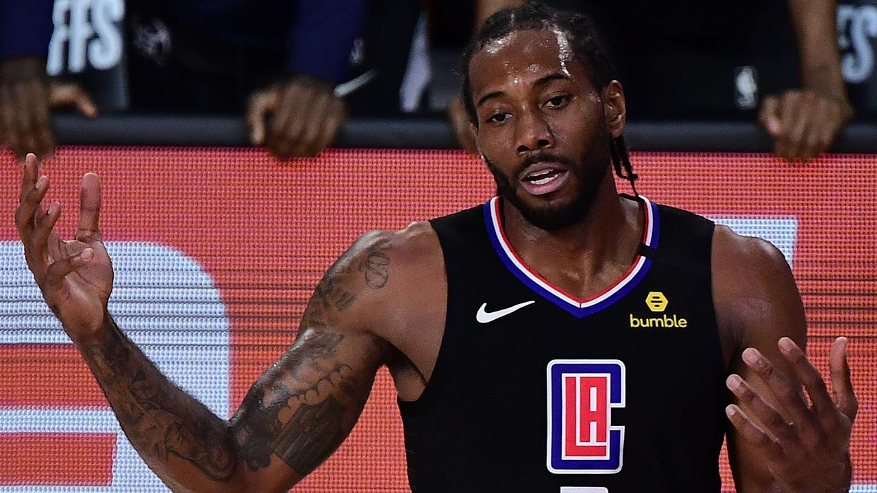 Players are said to be bothered with the preferential treatment given to Kawhi Leonard.