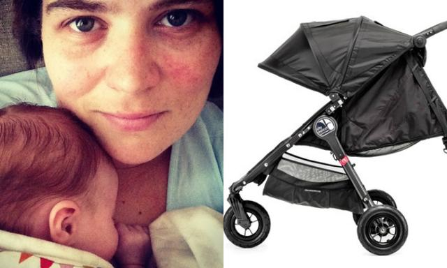 'This is hands down the best pram ever'