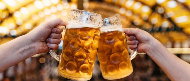 Say cheers to the Fleurieu Beer Festival this weekend. Picture: Istock