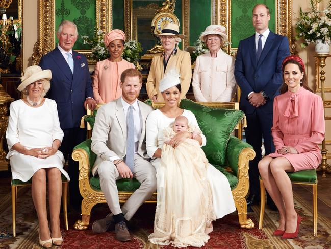 Regardless of how great their appeal is with the public, it will always be William and his offspring who will wear the crown (and hog the spotlight). Picture: Chris Allerton.