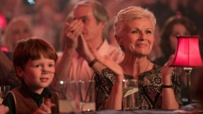 Julie Walters plays mother to the scrappy ex-con country singer. Source: Entertainment One