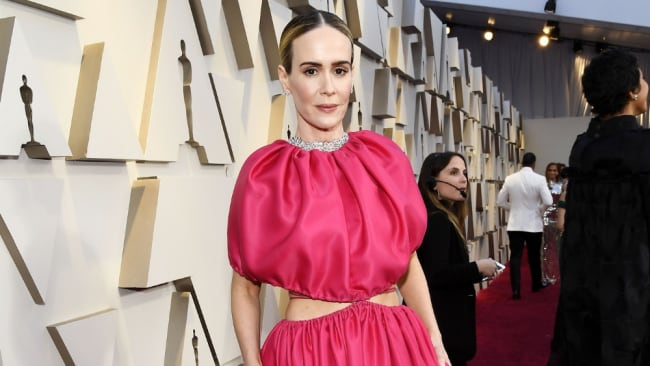 Sarah Paulson is a modern icon. Image: Getty