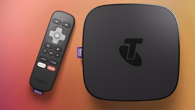 Telstra TV 2 has been criticised for being a bit sluggish.