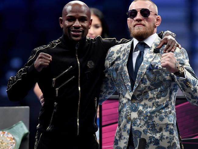 Floyd Mayweather and Conor McGregor have disappeared from the Forbes' rich list recently.