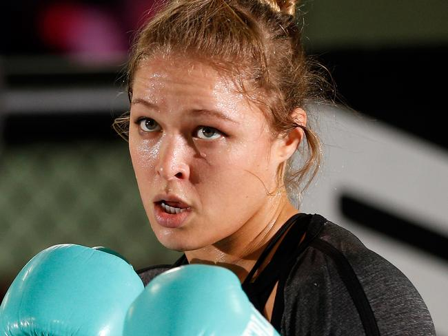 What you didn't know about Ronda Rousey