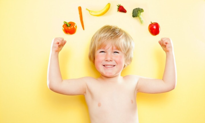 How to boost your child's immunity through food - Kidspot