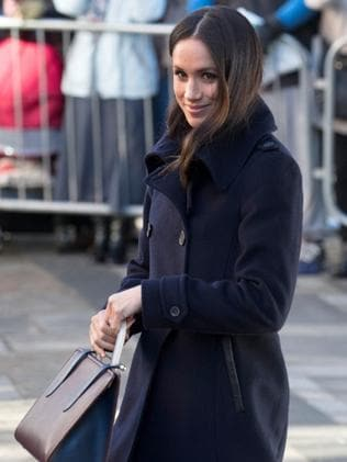 Meghan Markle's style is soon to be copied by women around the world. Photo: Christopher Furlong/Getty Images