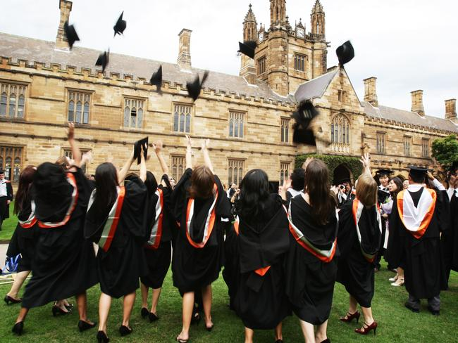If you want to make money, it's probably better to fail students in their first year of uni.