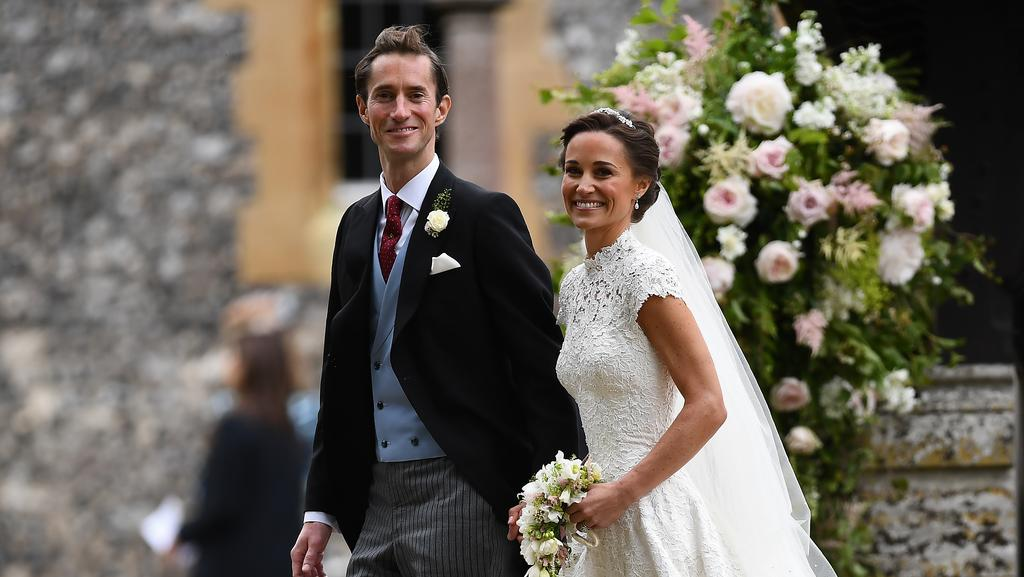 Pippa middleton wedding the dress that changes everything for Pippa middleton wedding dress buy