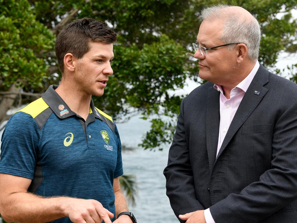 The Prime Minister wants cricket to stay in its lane.