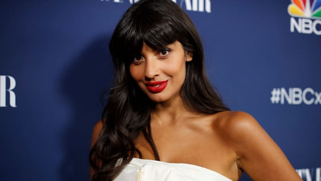 Jameela Jamil has been outspoken about body image bullshit from celebrities for quite a while now. Source: Getty Images
