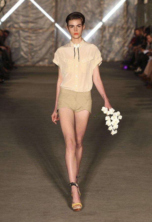 Therese Rawsthorne Australian Fashion Shows S/S 2011/12