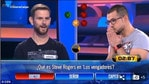 Man get's quiz show question wrong despite the answer being printed on his shirt. Picture: Ahora Ciago