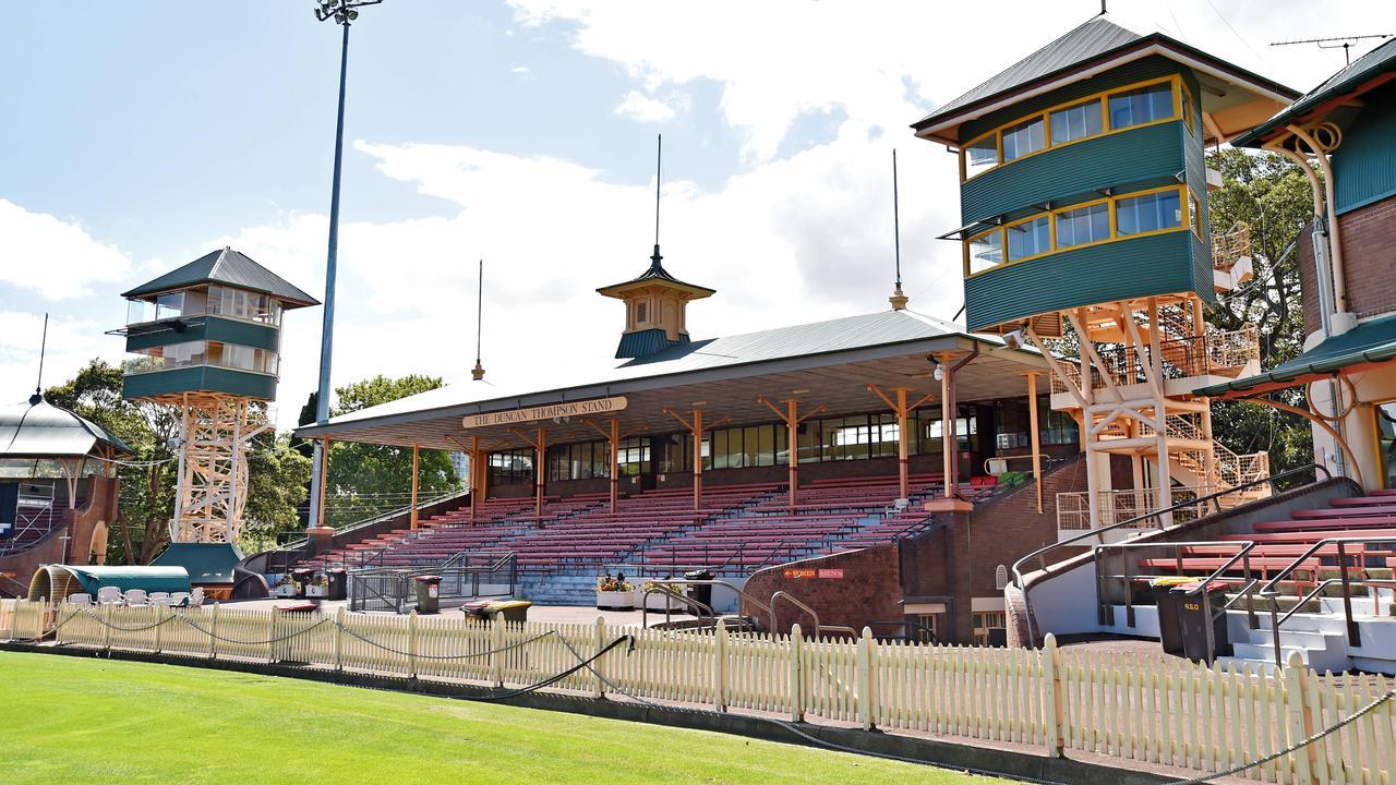 North Sydney Oval.