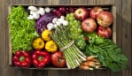 Up your fruit and veggie intake. Source: iStock