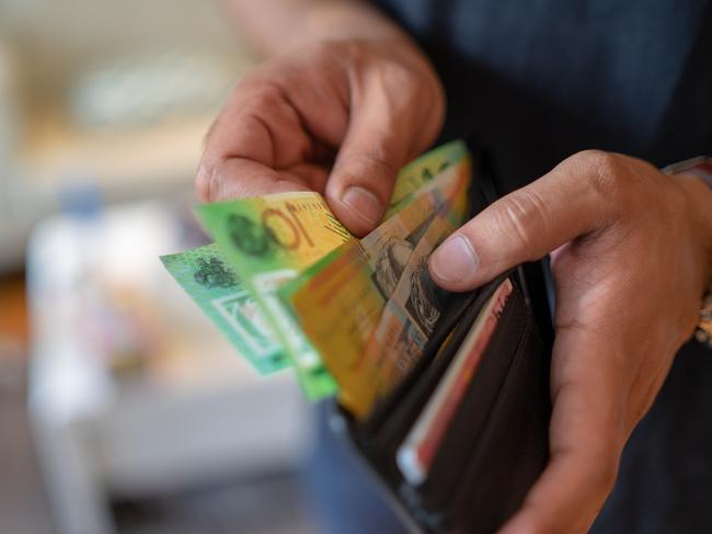 Workers could soon be left with less in their back pockets. Picture: istock