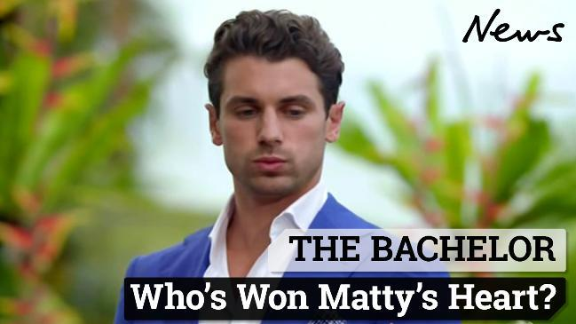 The Bachelor Episode 16 - Who's Won Matty's Heart?