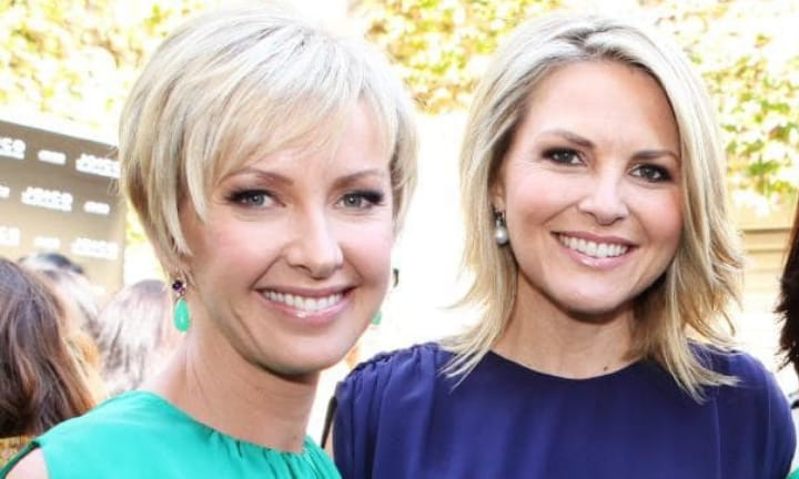 Deborah Knight and Georgie Gardner will co-host Today in 2019.Source:News Limited