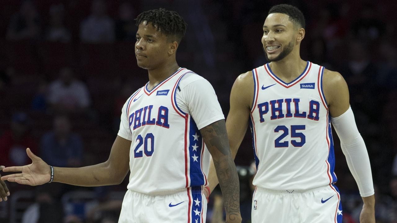 Should Markelle Fultz continue to start?