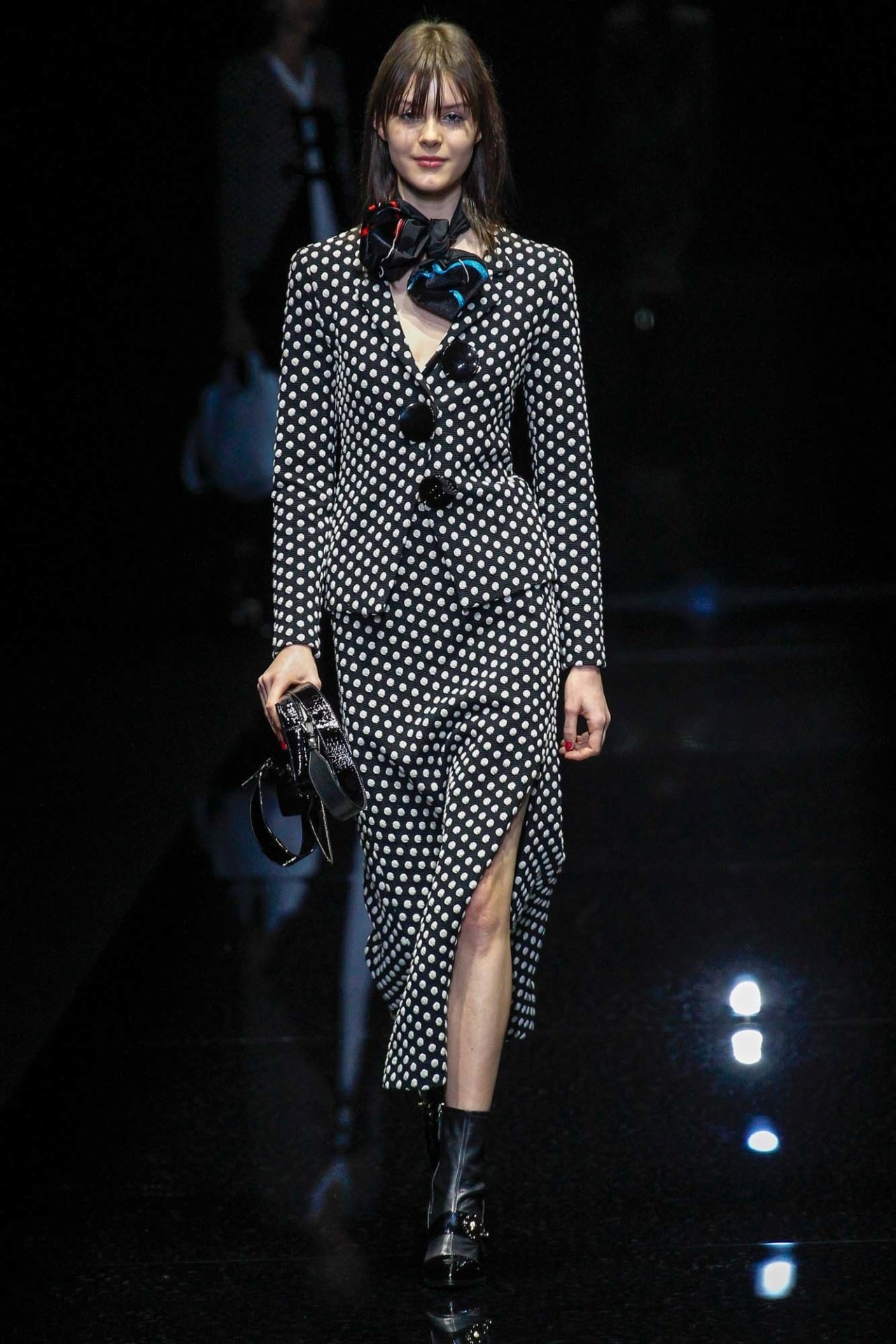 Emporio Armani ready-to-wear autumn/winter '17/'18