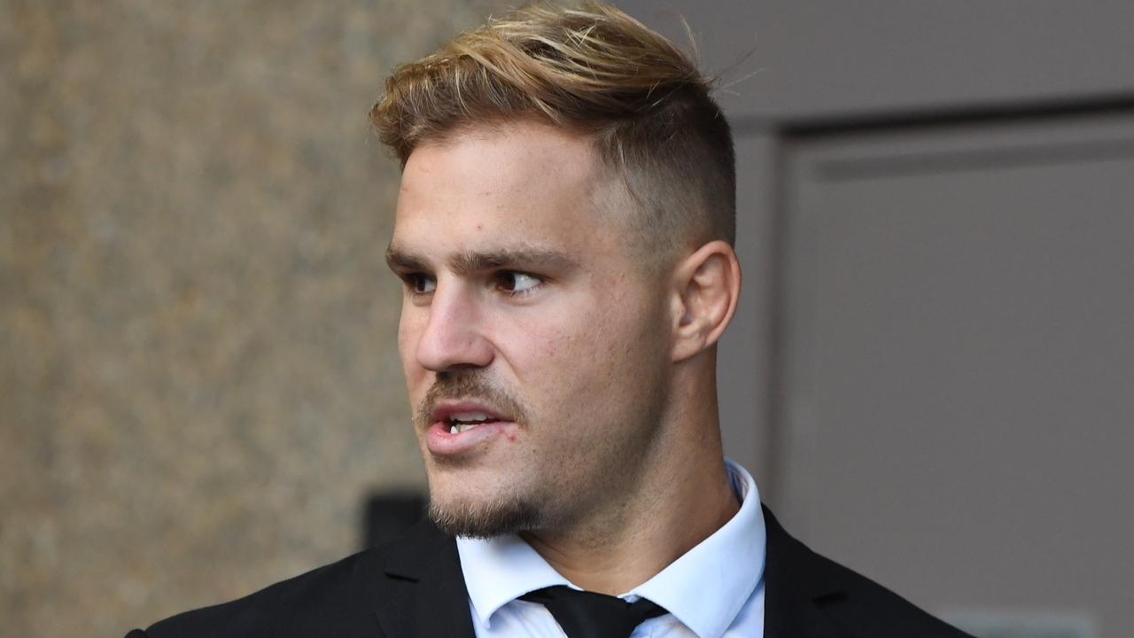 Jack de Belin will learn whether he can return to playing for the Dragons on Friday.
