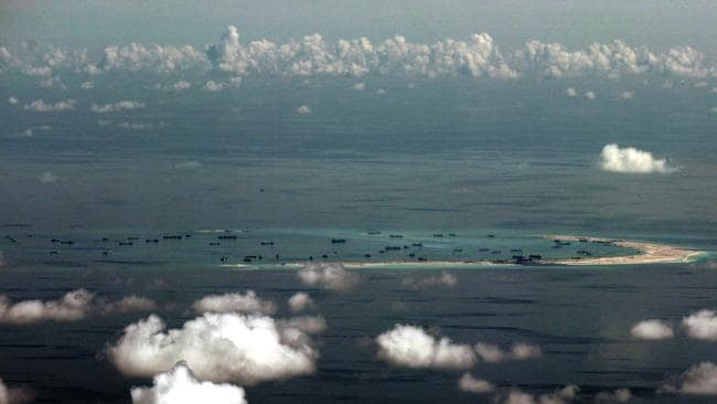 Buying weapons from Russia and China could affect Duterte's position in the South China Sea.