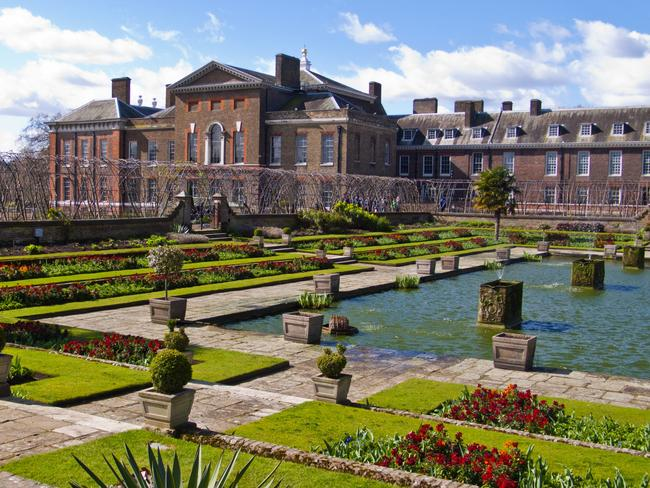 Kensington Palace looks calm and regal — but it's a viper's nest. Picture: iStock