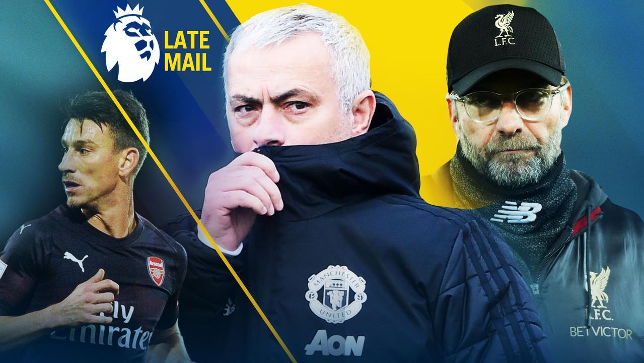 Jose Mourinho and Jurgen Klopp have some decisions.