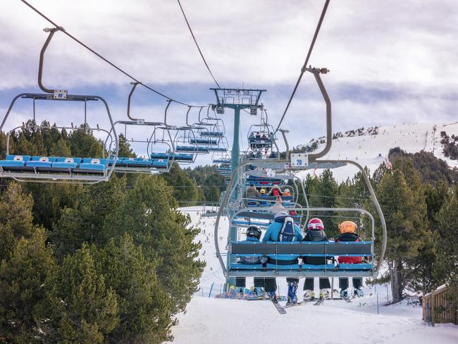Don't be fooled by those daily passes for the chair lift.