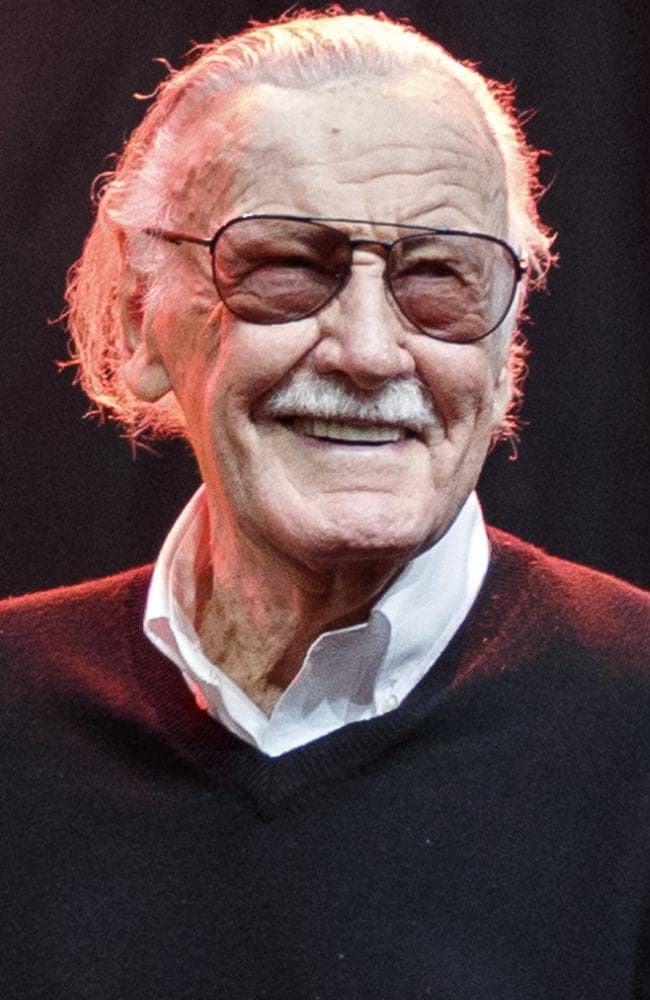 Stan Lee has died aged 95. Picture: Getty