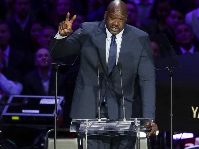 Shaquille O'Neal is breading a dynasty.