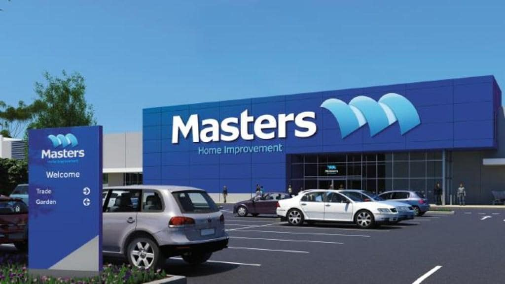 Woolworths pulls out of Masters business