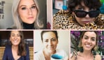 The whimn team on our morning routines. Top left, Courtney, top right, Ashleigh, bottom left, Jess, bottom middle, Bek, bottom right, Mel. Stef is a social media sleuth and selfie avoider.