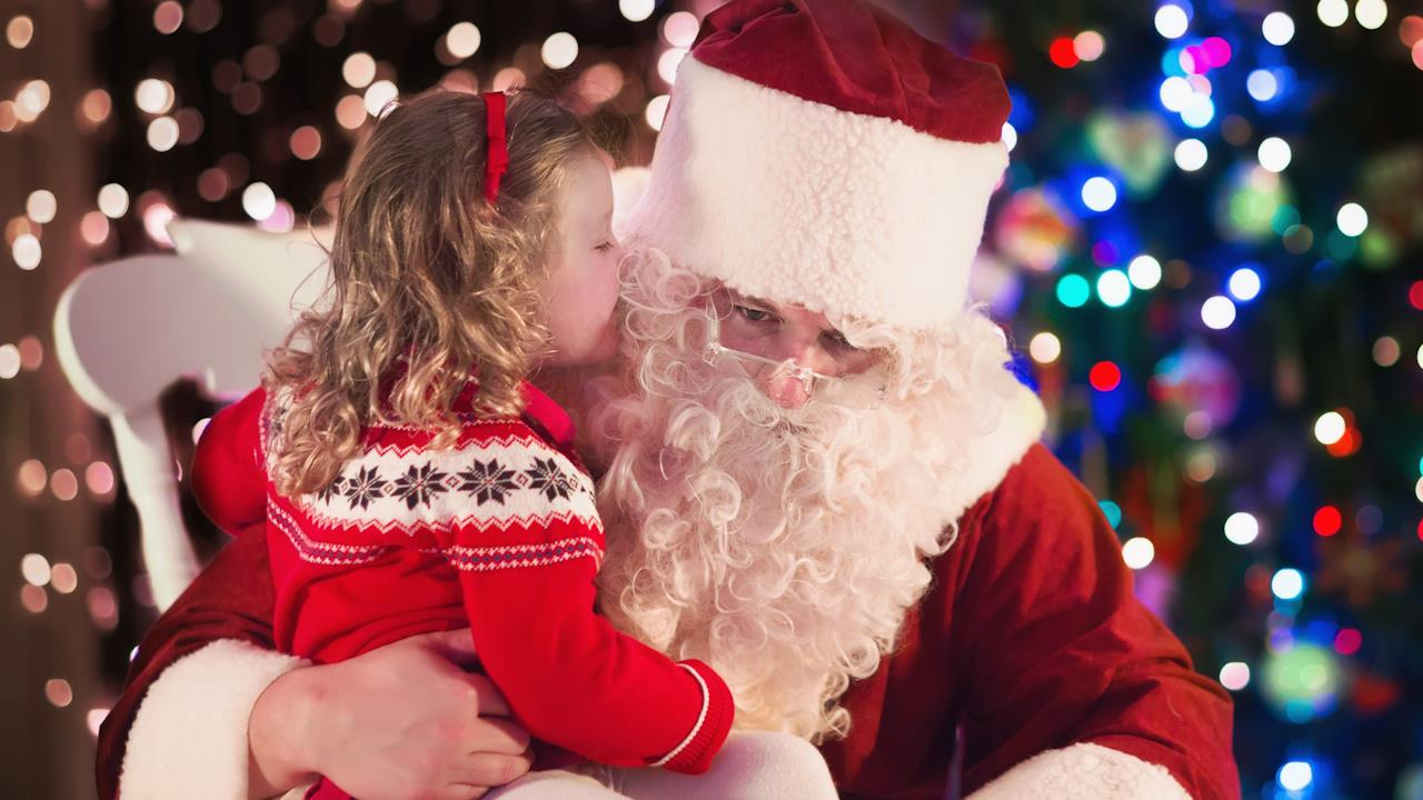 Who Needs Santa More? Children or Parents?